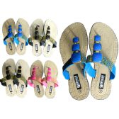 Wholesale Footwear Women's Slipper 4 Assorted Colors