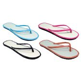 Wholesale Footwear Bamboo Women Flip Flops