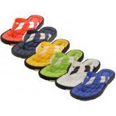 Wholesale Footwear Men's Soft Comfortable Sport Thong Sandals