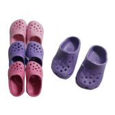Wholesale Footwear Girls Garden Clogs Size: 18 - 23