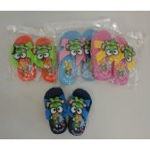 Wholesale Footwear Child's Sandals with Character