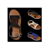 Wholesale Footwear Women's Solid Color Jelly Sandal