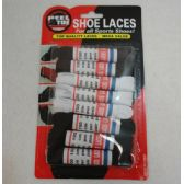 "Wholesale Footwear 8 Pack 39"" Flat Shoe Laces"