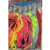 Wholesale Footwear ASSORTED COLOR SHOELACES