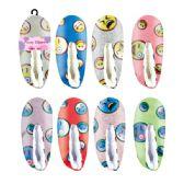 Wholesale Footwear Lady's fuzzy slippers size 7/8-9/11