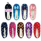 Wholesale Footwear Lady's fuzzy slippers