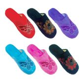 Wholesale Footwear Lady's winter slippers size 5-10