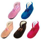 Wholesale Footwear Womens Fuzzy Boots