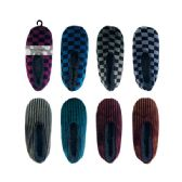 Wholesale Footwear Men's fuzzy slippers size 11/12-12/13