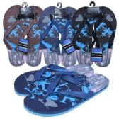 Wholesale Footwear Men Slippers Assorted colors