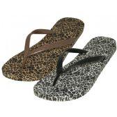Wholesale Footwear Women's Soft Comfort Thong Flip Flop