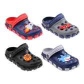 Wholesale Footwear Boy's Clogs Assorted Colors And Styles