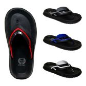 Wholesale Footwear Men's Assorted Color Slippers