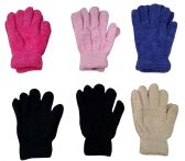 Wholesale Footwear 6 Pairs Of excell Womens Soft Warm And Fuzzy Solid Color