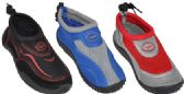 Wholesale Footwear MEN'S ASSORTED COLOR WATER SHOE