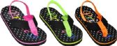 Wholesale Footwear Girls Assorted Color Flip Flops