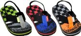 Wholesale Footwear BOYS ASSORTED COLOR FLIP FLOP