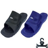 Wholesale Footwear Men's Sport Slipper Sizes 8-13