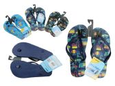 Wholesale Footwear Boy's Flip Flops