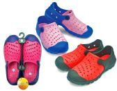 Wholesale Footwear Women's Clogs With/ Ventilated Upper - Asssorted Colors