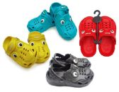 Wholesale Footwear Toddler's Dragon Clogs - Assorted Colors
