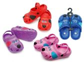 Wholesale Footwear Toddler's Dog Clogs - Assorted Colors