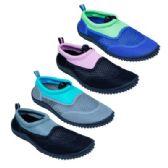 Wholesale Footwear Girls Aqua Shoes Size 12-4 Assorted Colors