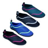 Wholesale Footwear Ladies Aqua Socks In Assorted Colors