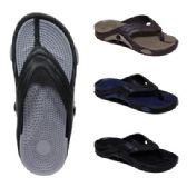 Wholesale Footwear Men's Massage Flip Flop