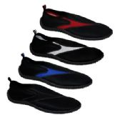 Wholesale Footwear Men's Assorted Color Water Shoes