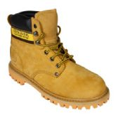 Wholesale Footwear Men's Genuine Leather Work Boots