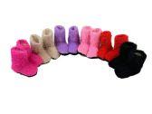 Wholesale Footwear Girls Slipper Boots