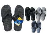 Wholesale Footwear Men's EVA Slippers, Size 7-12