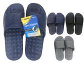 Wholesale Footwear Men's EVA Slippers, Size 7-12
