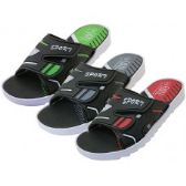 "Wholesale Footwear Men's ""real"" Soft Sport Thong Sandals"
