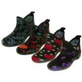 Wholesale Footwear Women's Water Proof Rubber Garden Shoe, Rain Boot