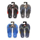 Wholesale Footwear Men's Rubber Thong Flip Flop