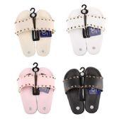 Wholesale Footwear Women's Studded Slide Sandal