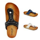 Wholesale Footwear Womens Rhinestone Sandal