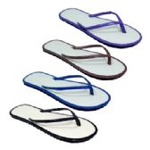 Wholesale Footwear Womens Bamboo Flip Flop