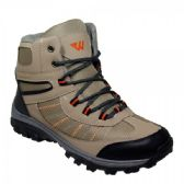 Wholesale Footwear Mens Lightweight Hiking Boots In Brown