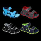 Wholesale Footwear Boys Sport Sandal Mix B