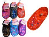 Wholesale Footwear WOMEN SLIPPER W/RUBBER DOTS