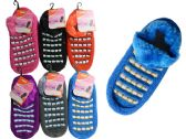 Wholesale Footwear WOMEN SLIPPER W/RUBBER