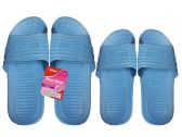 Wholesale Footwear Ladies Assorted Color Shower Slipper