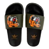 Wholesale Footwear Mens Tiger Face Slides