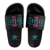 Wholesale Footwear Mens Savage Neon Slide