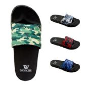 Wholesale Footwear Mens Camo Slide
