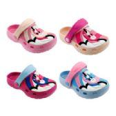 Wholesale Footwear Girls Unicorn Garden Shoes