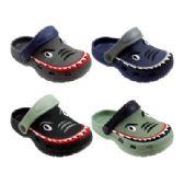 Wholesale Footwear Boys Shark Garden Shoes